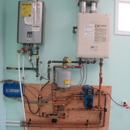 Plumbing control system